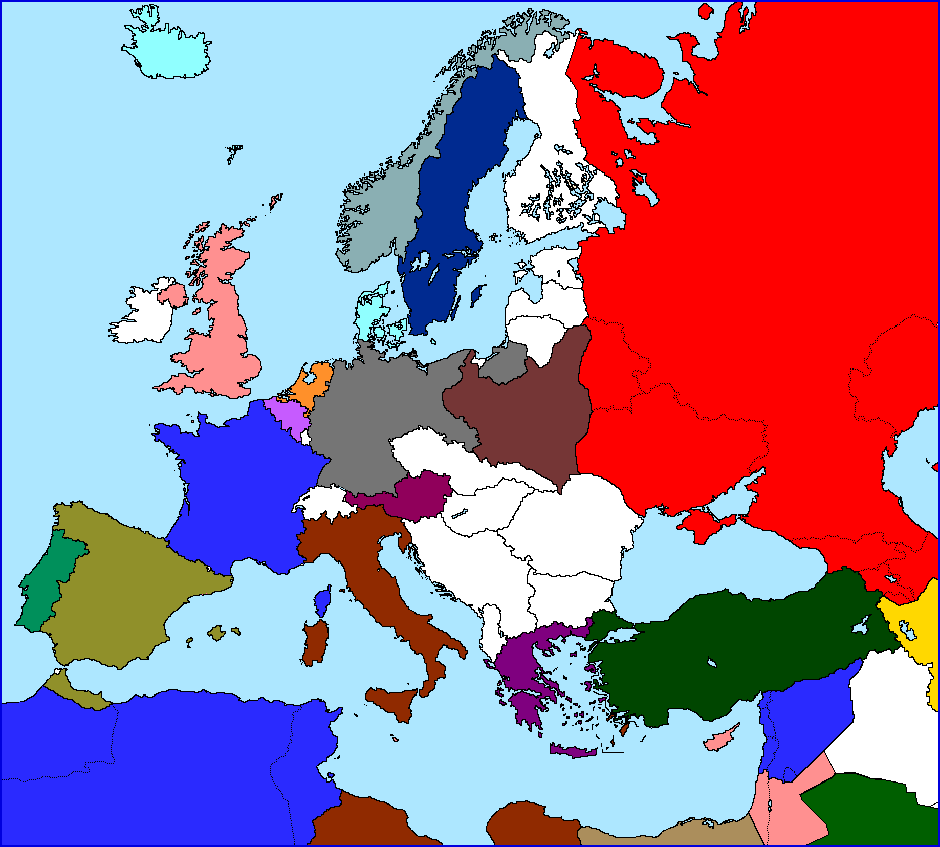 A Blank Map Thread Page 123 Alternate History Discussion