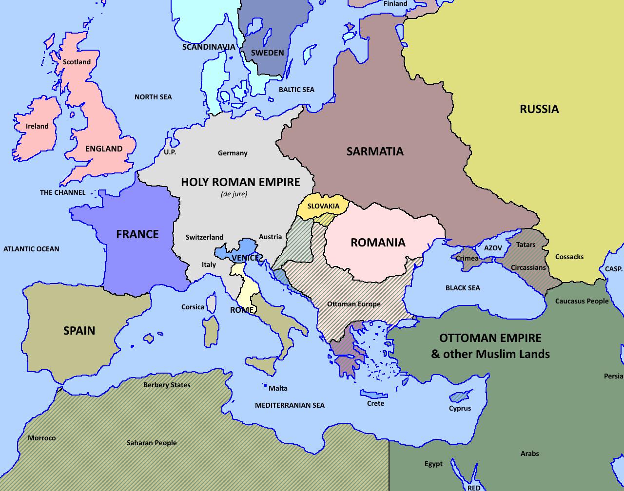 Romania On Map Of Europe.Io Mihailŭ Impĕratul Romanilor A Michael The Brave Romania Wank