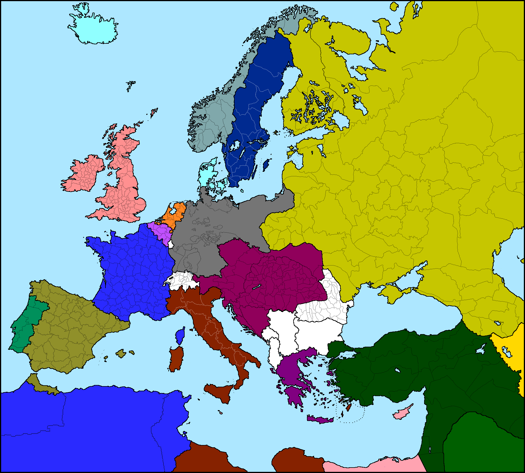 Map Thread IV  Page 110  Alternate History Discussion