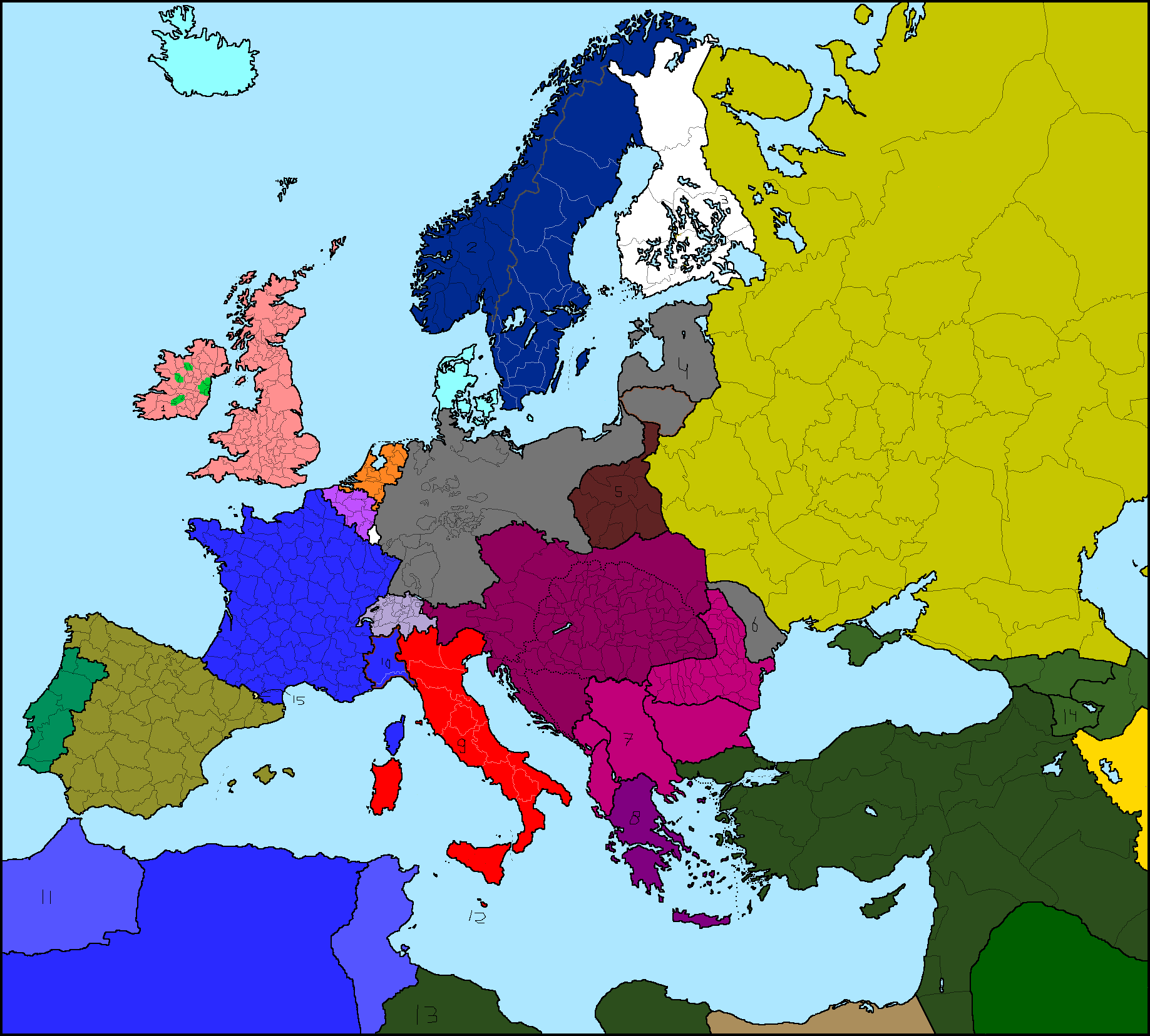 Europe 1915 France Germanywithnumbers.PNG