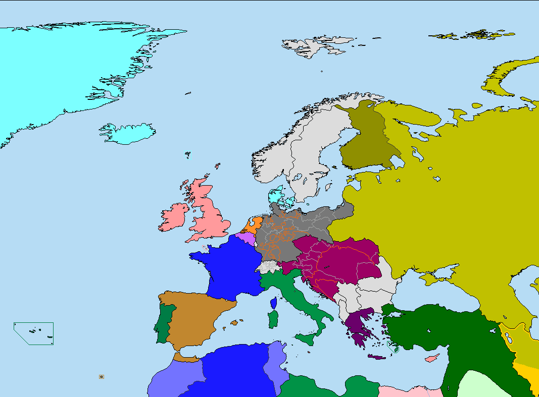 1914 Europe Q-Bam | Alternate History Discussion