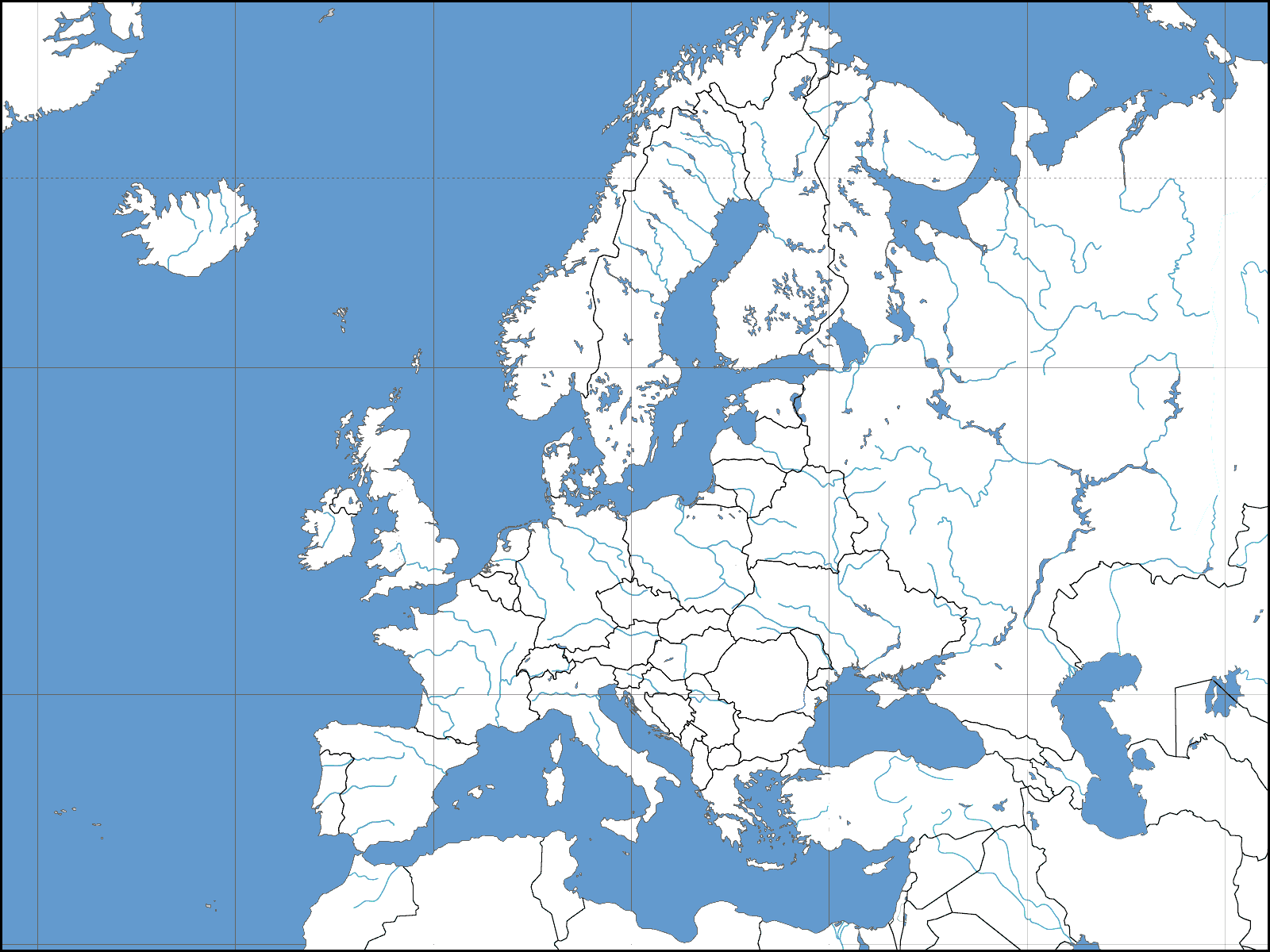 A Blank Map Thread Page Alternate History Discussion - Blank world map grid lines