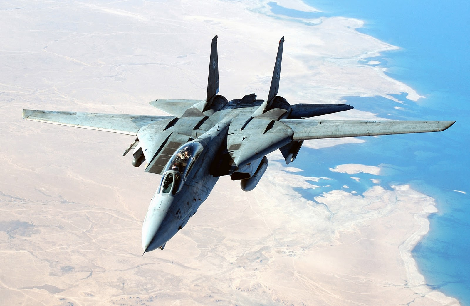 F-14 Tomcat Fighter Plane Photo - 04.jpg