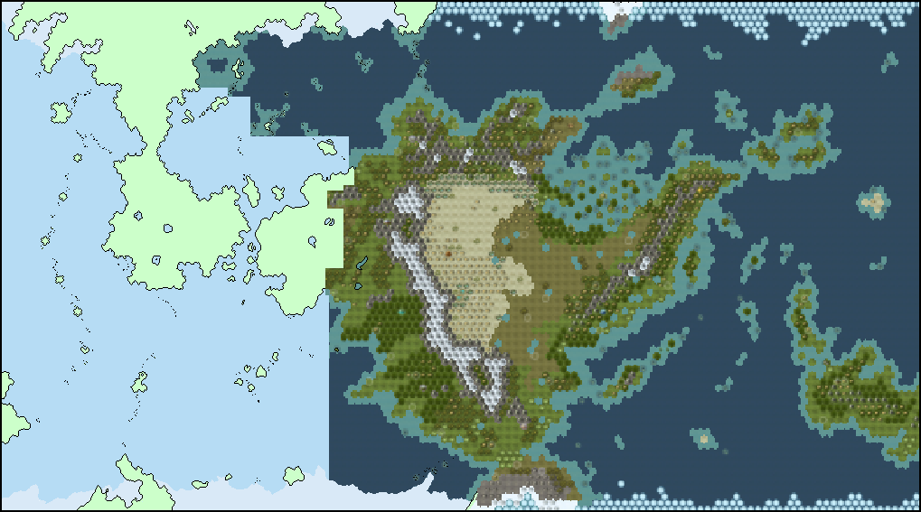 Fantasy And Alien Blank Basemaps Thread Page 8 Alternate History