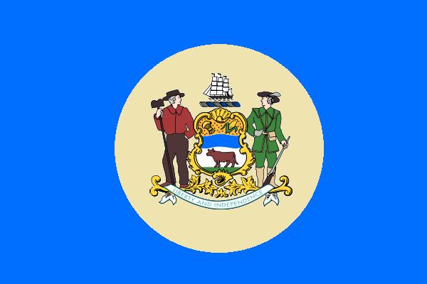 Flag of Delaware.png