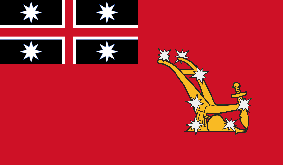 Flag of Peoples Republic of New Zealand (1940-1957) and Peoples Republic of Aotearoa (1957-1991).png