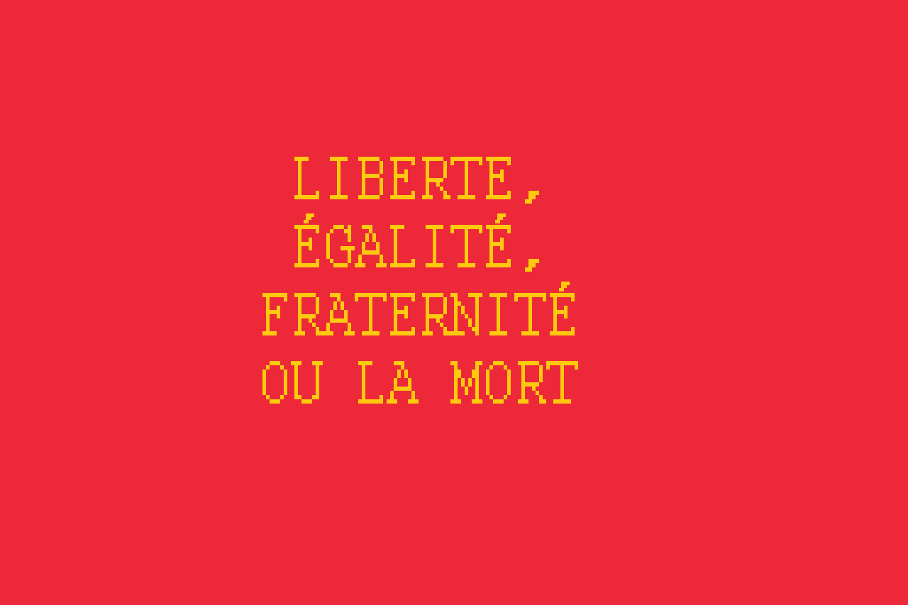 Flag of the French Republic in the European Union of Republics.png