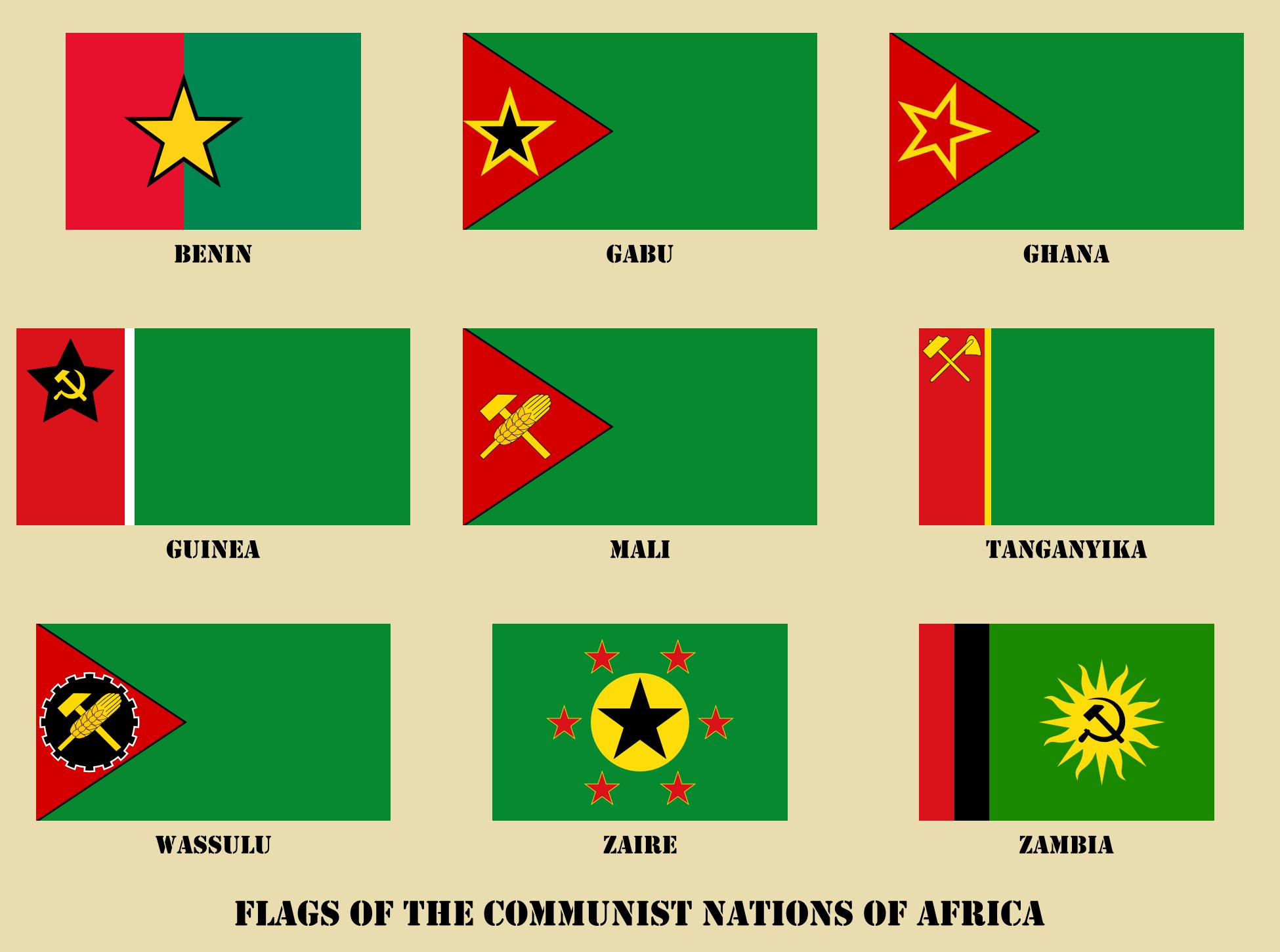 Flag Panel - Communist Africa.png