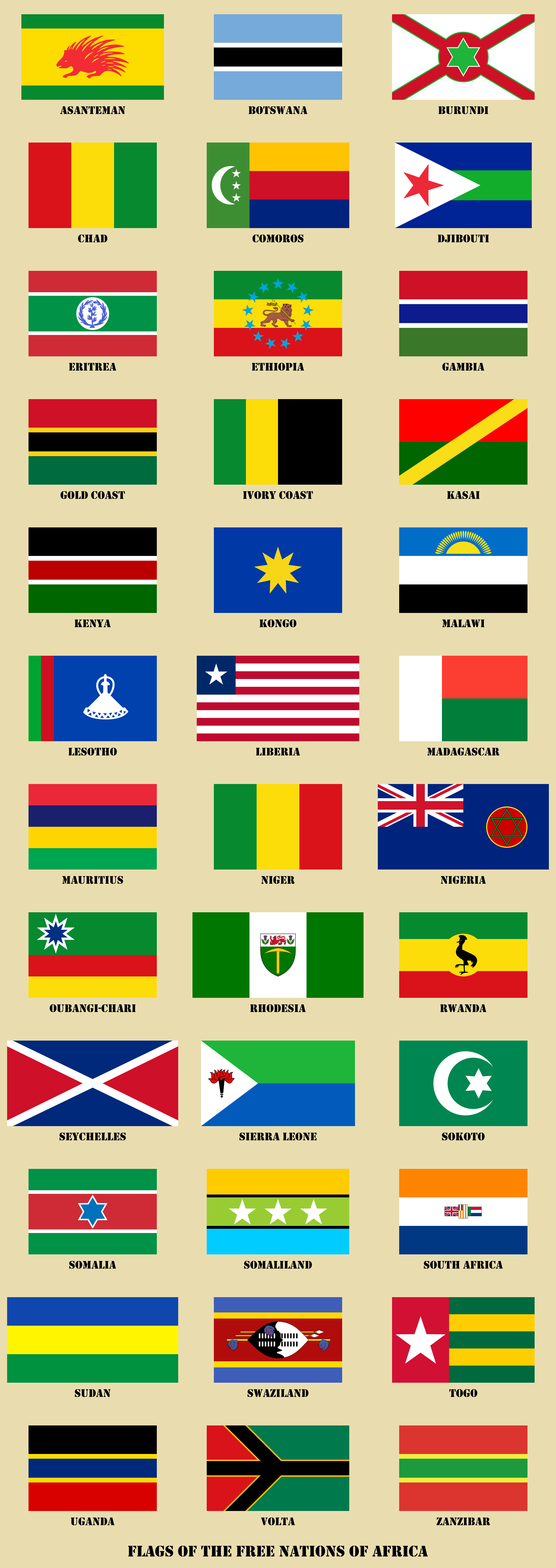 Flag Panel - Non-Communist Africa.png