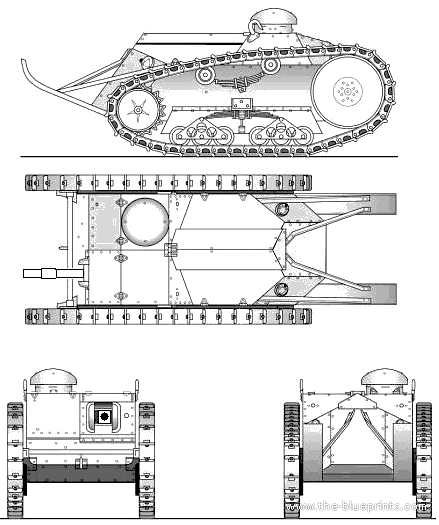Ford-3-ton-tractor-m1918-w- 1.59-inch Breech-Loading Vickers Q.F. Gun.png