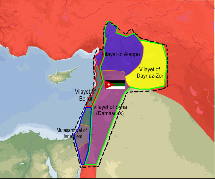 Wi israel is created before wwii alternate history discussion great syriag gumiabroncs Gallery