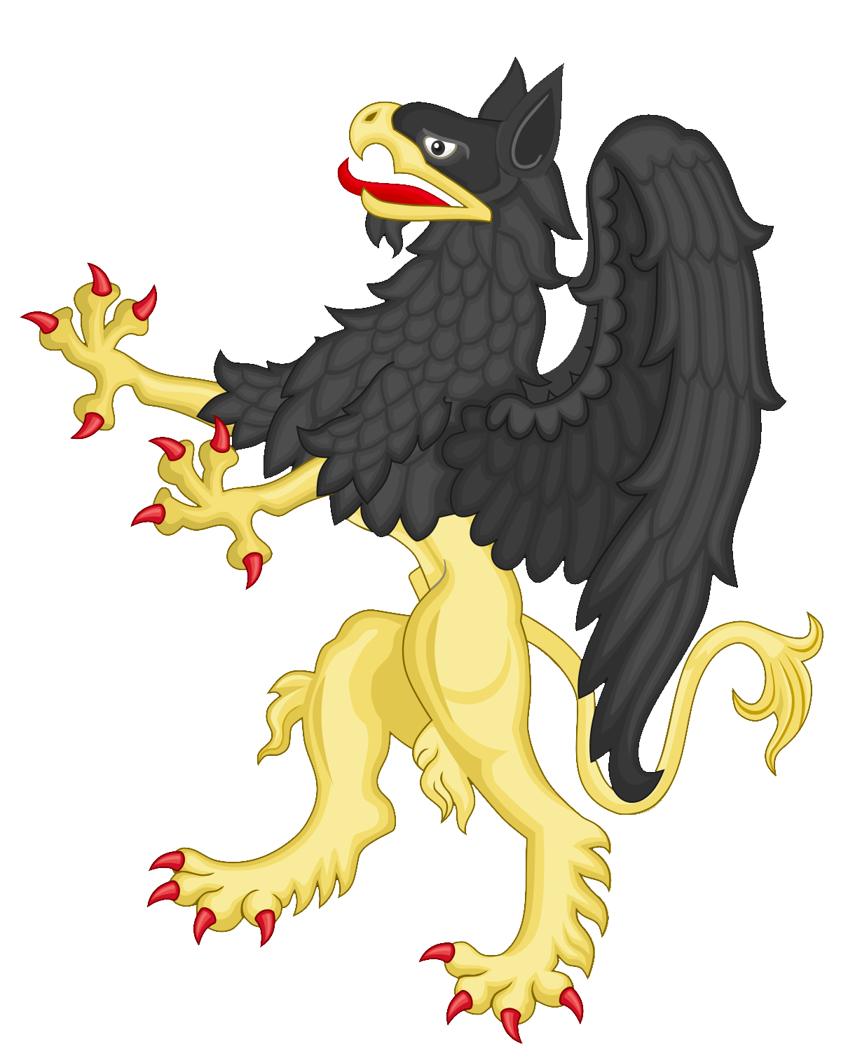 Heraldic Griffin 2.png