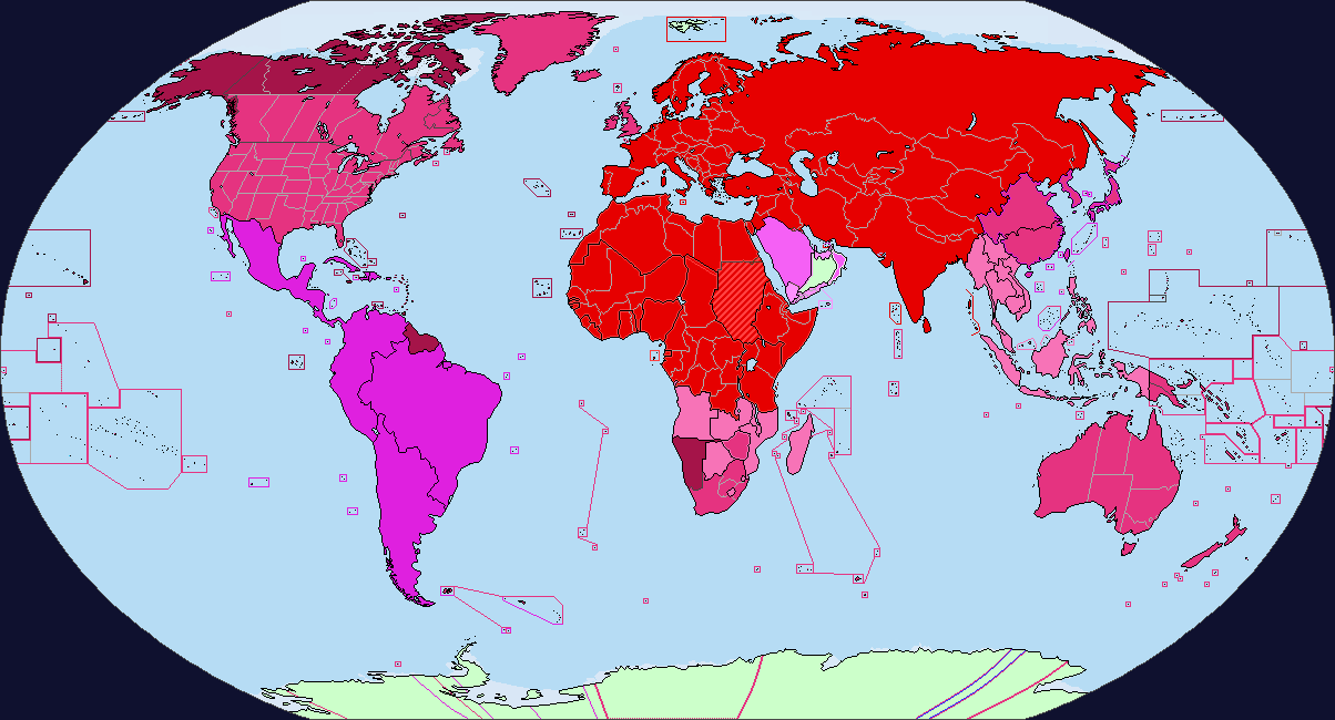 BMN's Hoi4 inspired maps | Alternate History Discussion