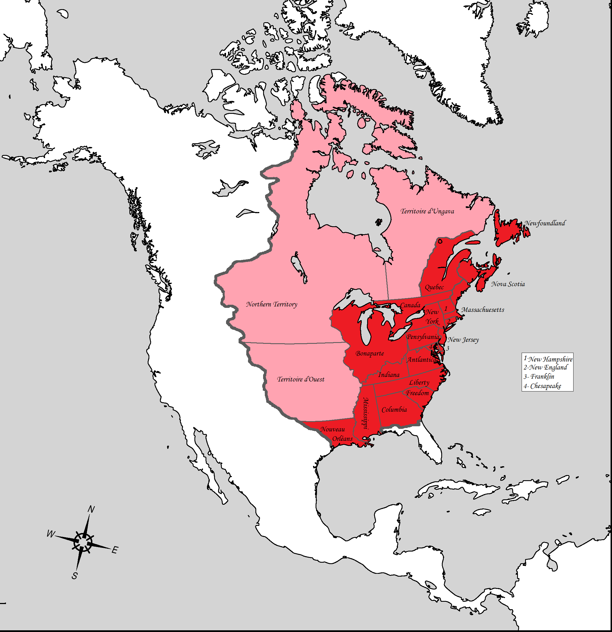 Map Thread VI Page Alternate History Discussion - Map of us in 1787