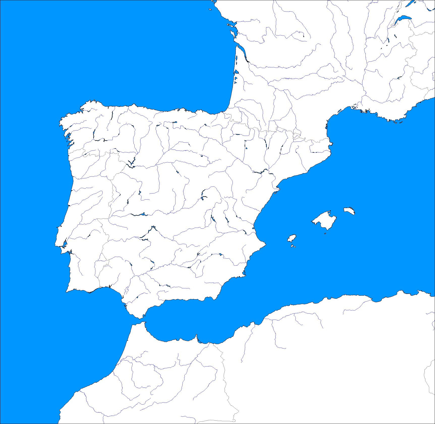 Picture of: A Blank Map Thread Alternatehistory Com