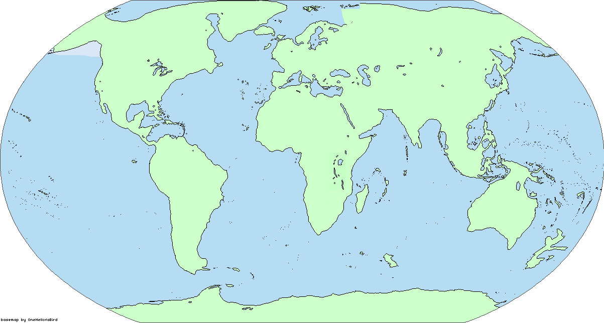 Ice-Free Ice Age Map.png