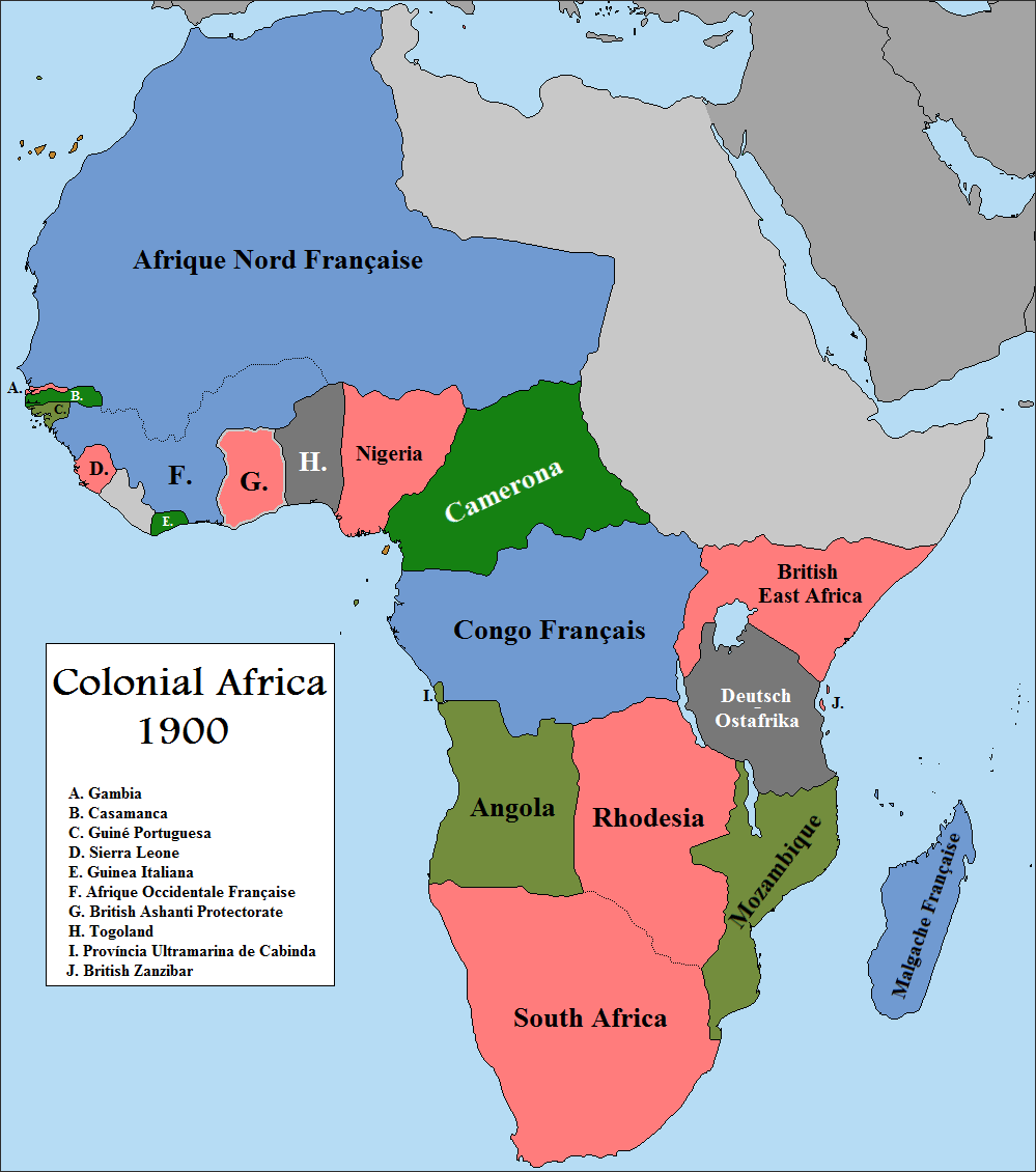 british colonialism africa essay The british also sucked further into the yoruba and asante wars and ended up extending british control yet further into the interior of west africa anti-slaving imperatives also brought new obligations along the great lakes of the african eastern interior particularly around nyasaland thanks to intensive lobbying from missionaries in the area.