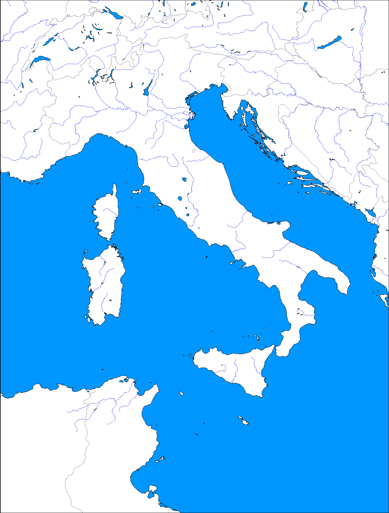 A blank map thread alternate history discussion italyg gumiabroncs Choice Image