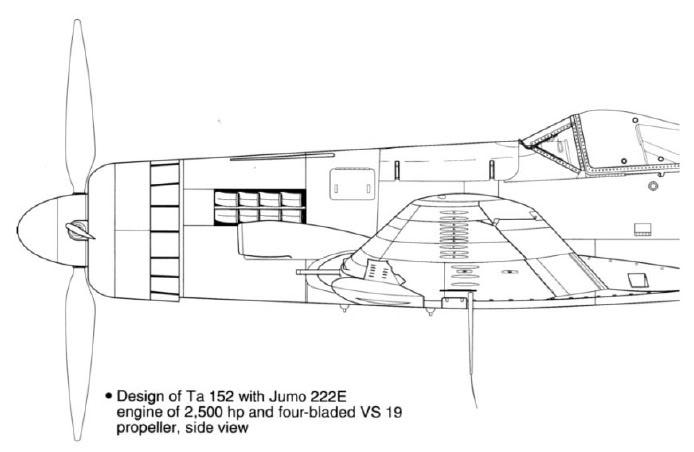 Luftwaffe 46 et autres projets de l'axe à toutes les échelles(Bf 109 G10 erla luft46). - Page 19 Jumo222ta152-jpg