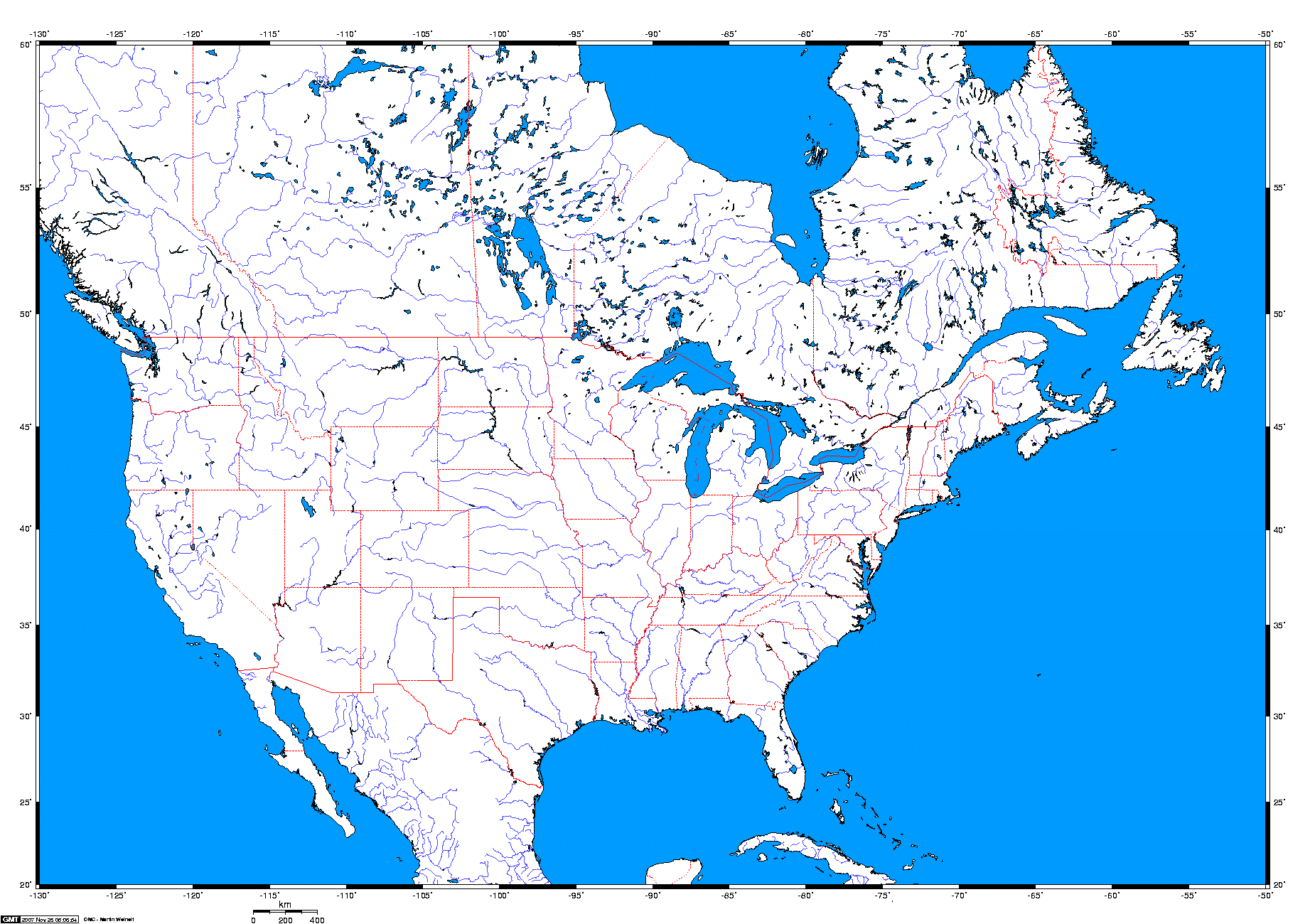 Alternate United States Map.A Blank Map Thread Page 82 Alternate History Discussion