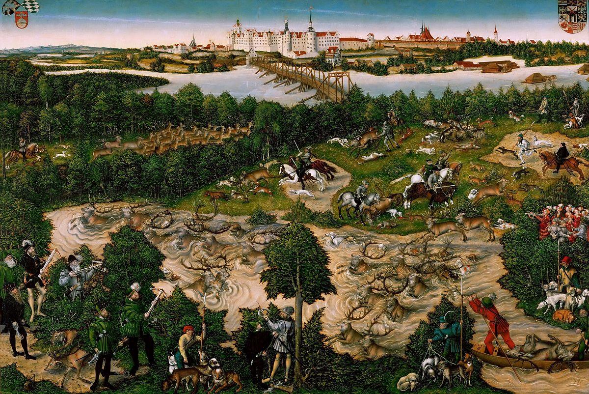 Lucas_Cranach_d._J._-_Hirschjagd_des_Kurfürsten_Johann_Friedrich_(KHM_Wien).jpg