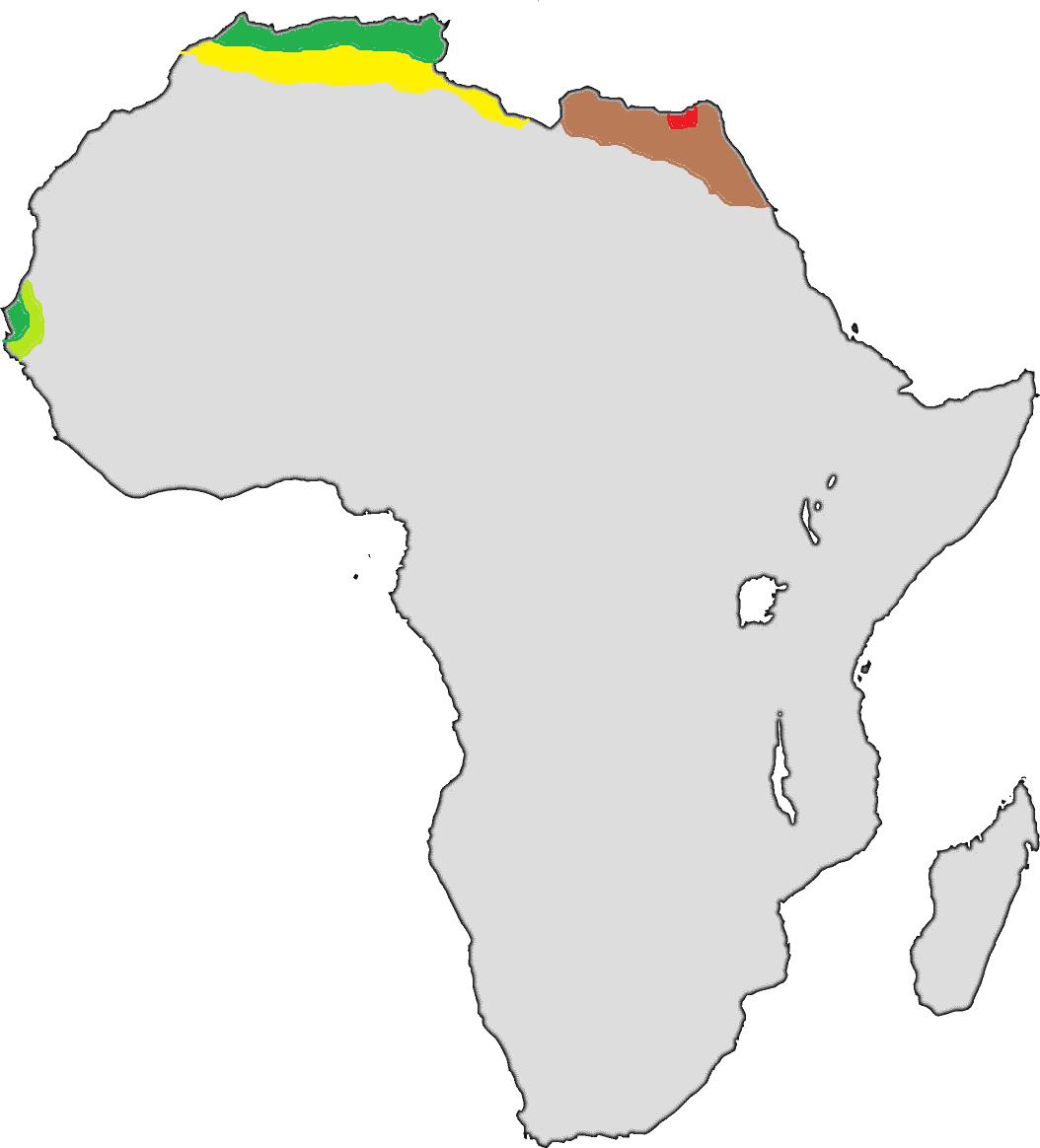 Картинки африки на карте