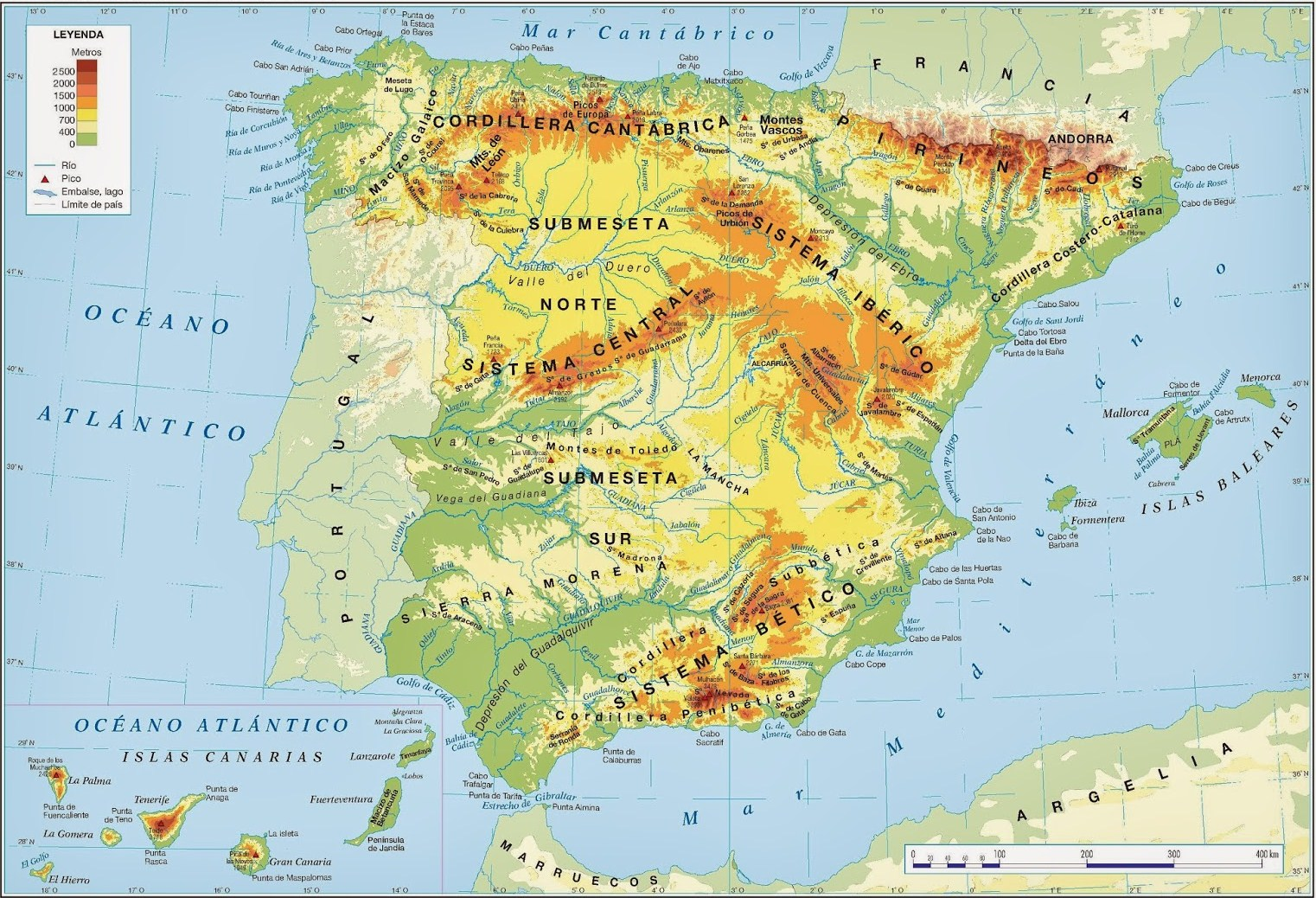 Mapa-Fcadsico-De-Espacbacb-Subway-Map-With-Cities-Map-Of-Spain-With-Rivers-And-Mountains.jpg