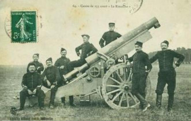 Militaire-Canon_de_155_court_lle_Rimailho-1907.JPG