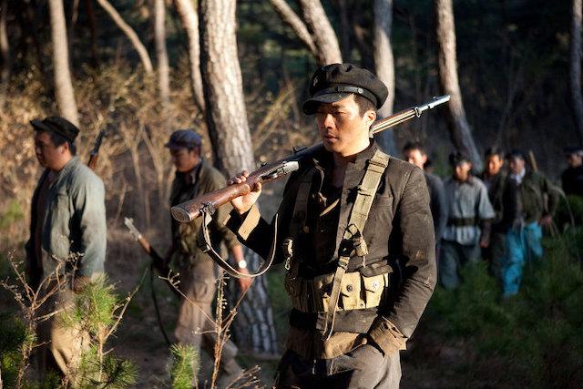 militia in rural Korea 1950.jpg