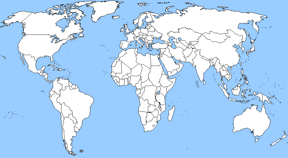 A Blank Map Thread Page Alternate History Discussion - Blank map