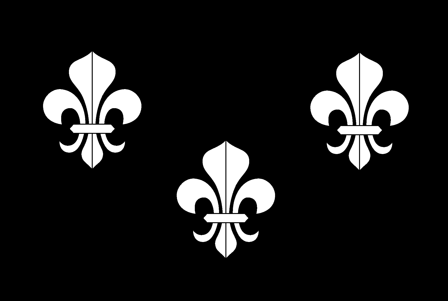 Monochrome French flag.png