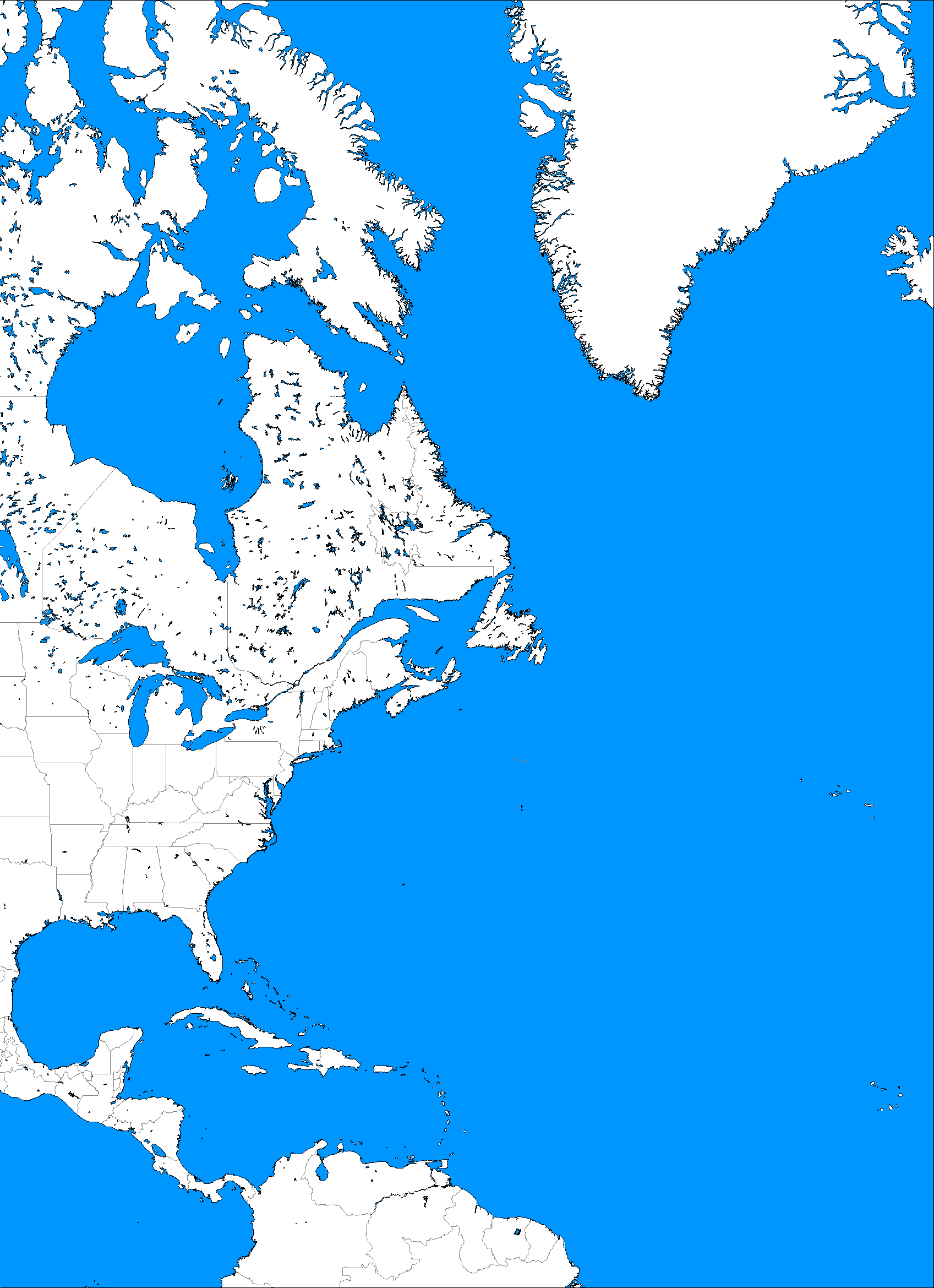 A Blank Map Thread Alternate History Discussion