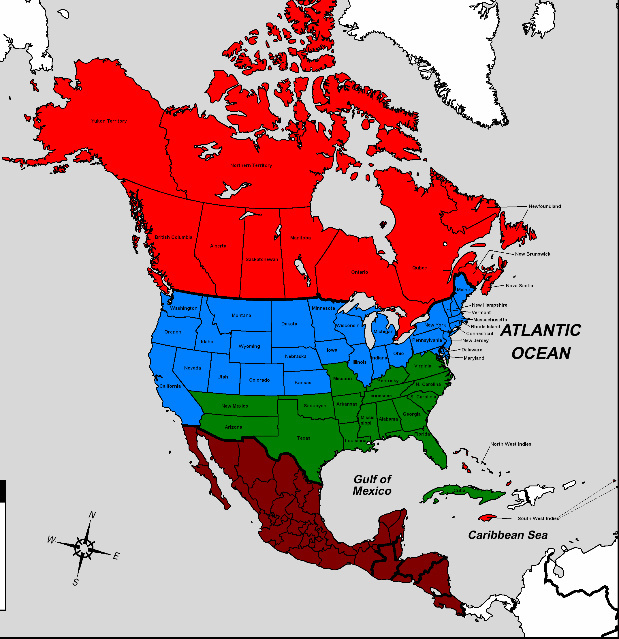 Map Thread V