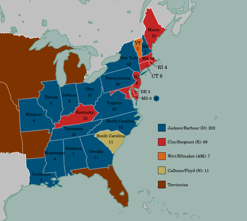 history andrew jackson and house divided In andrew jackson's life and in the history of our country  regular class divided into groups of two to four  from tennessee to the white house, vol vi.