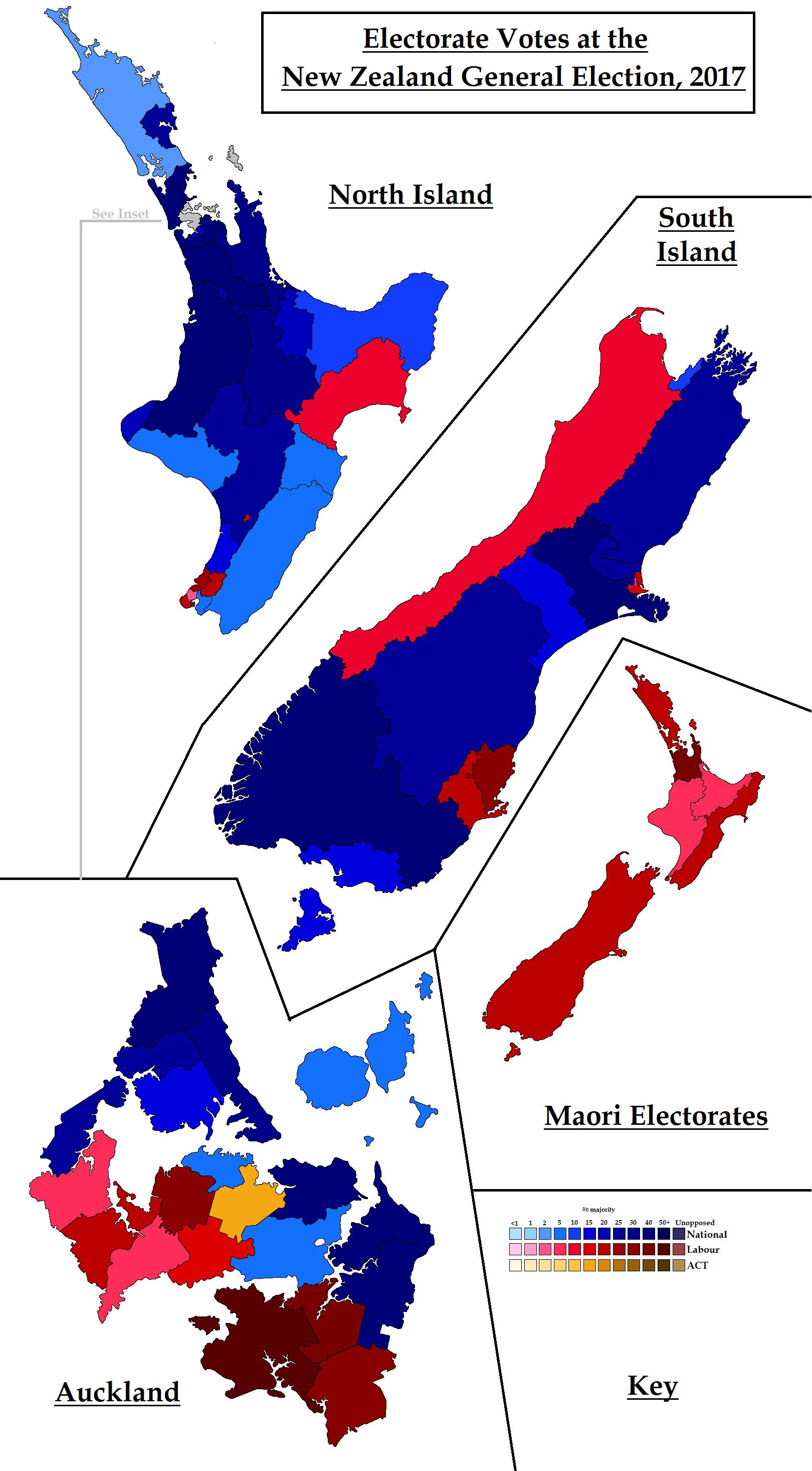 NZ GE 2017 (Electorates).png