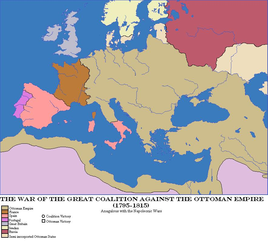 Dominance Of The Ottoman Empire Alternate History Discussion