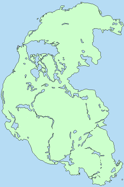 Map Thread XV Page Alternate History Discussion - Pangaea map
