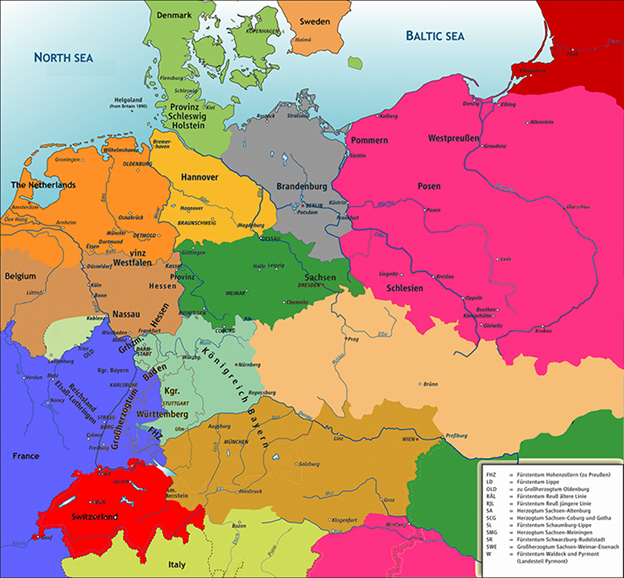 a history of germany after world war i
