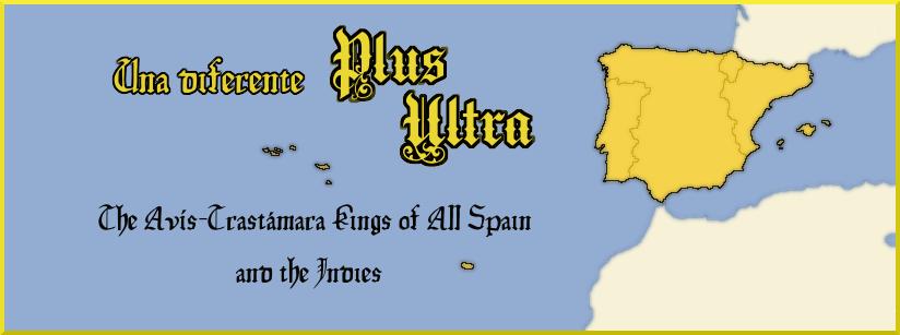 foto de Una diferente 'Plus Ultra' - the Avís-Trastámara Kings of All ...