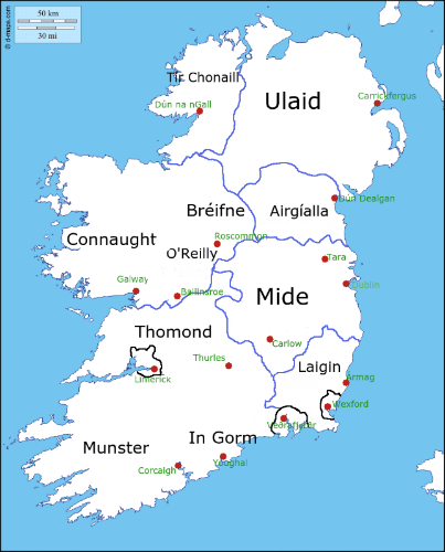 One People, One Kingdom: A Tale of a United Ireland
