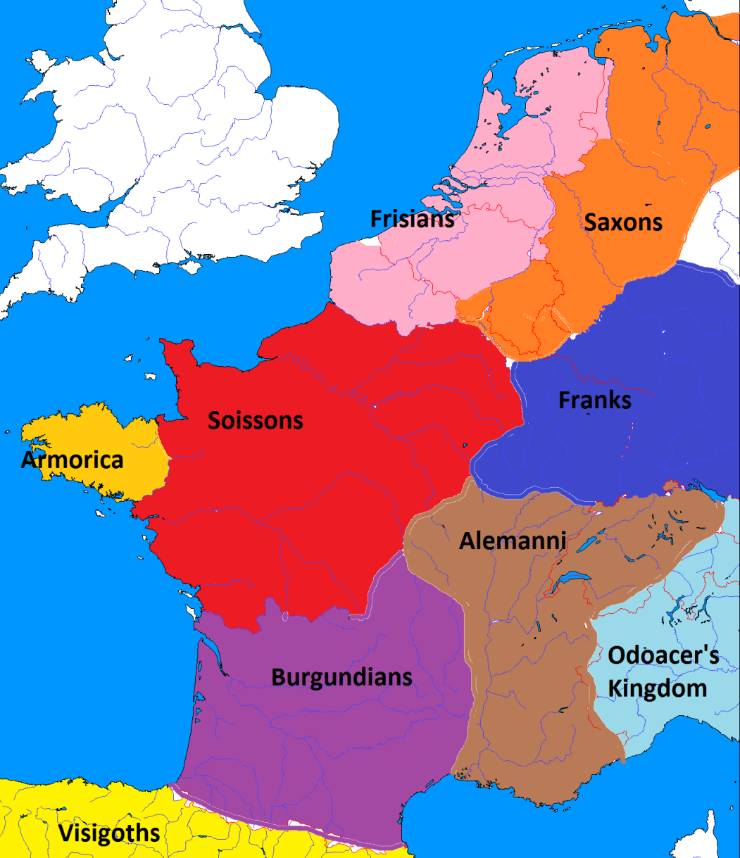 surviving domain of soissons alternate history discussion