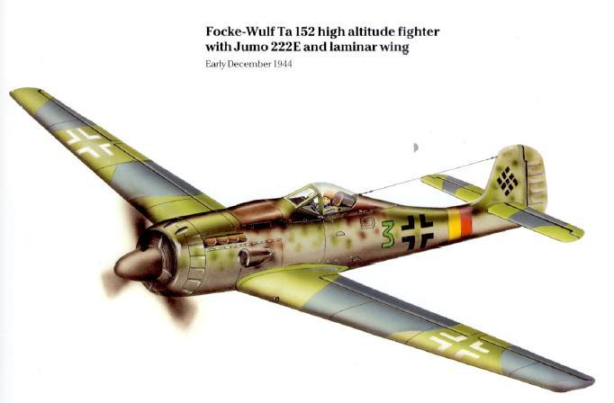 Luftwaffe 46 et autres projets de l'axe à toutes les échelles(Bf 109 G10 erla luft46). - Page 19 Ta152laminar6rj-jpg