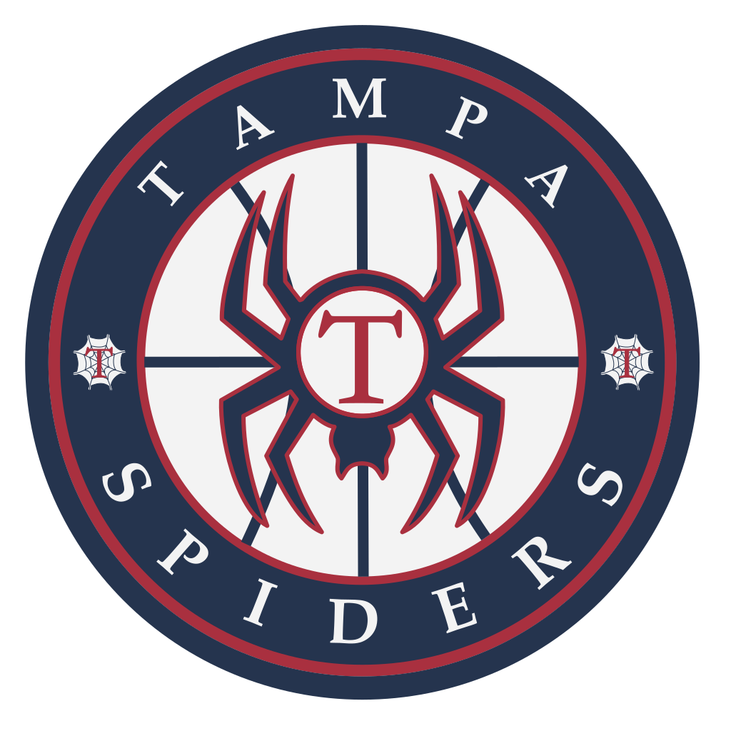 Tampa Spiders white.png