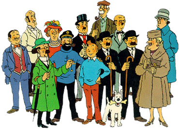 Tintin-mainSupportingCharacters.png