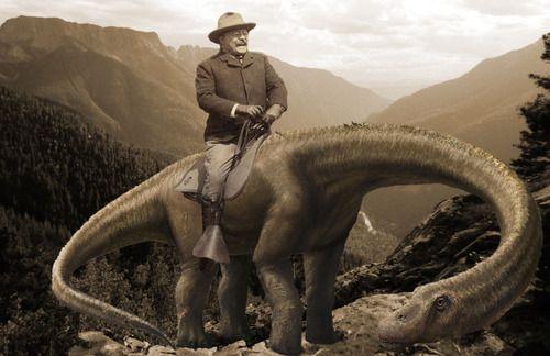 TR riding baby Brontosaurous.jpg