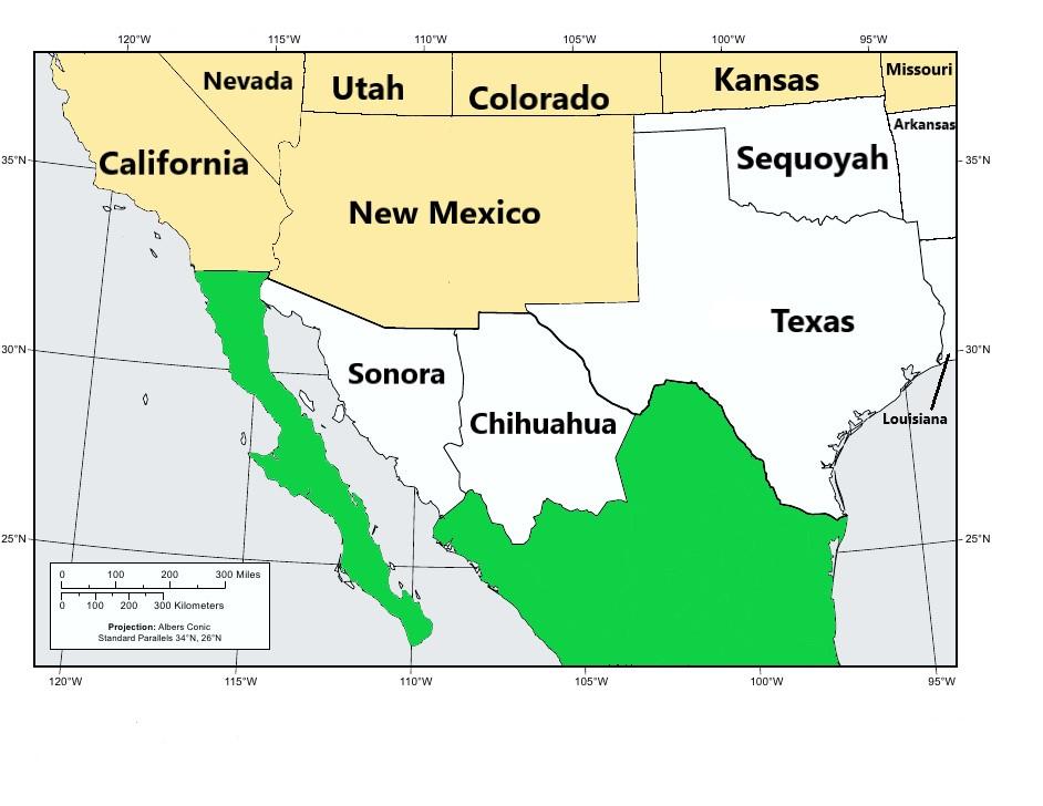 Turtledove's version of Southwestern USA in TL-191.jpg