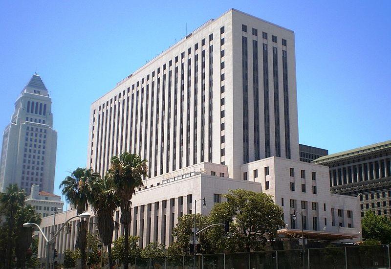 U.S. Courthouse, Los Angeles.JPG