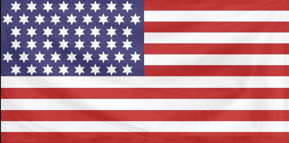U.S. Flag 12 (1866 - Repatriation-era 50 stars).png