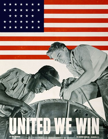 United we Win Poster in TL-191.jpg