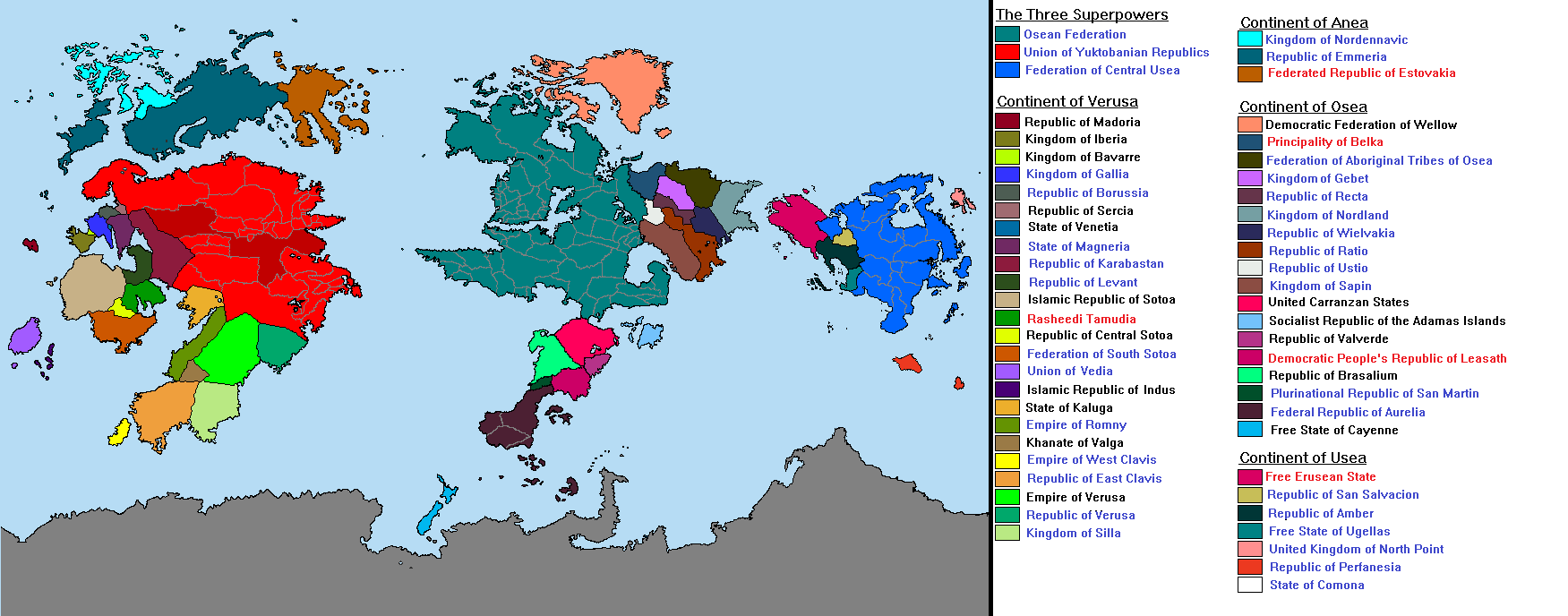 Picture of: Map Thread Xv Page 316 Alternatehistory Com